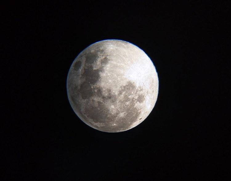 Supermoon 2020 القمر العملاق