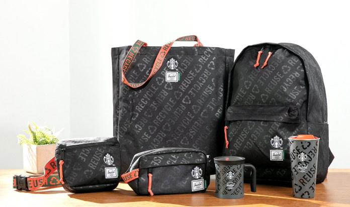 星巴克 STARBUCKS® X Herschel Supply Co. Collection