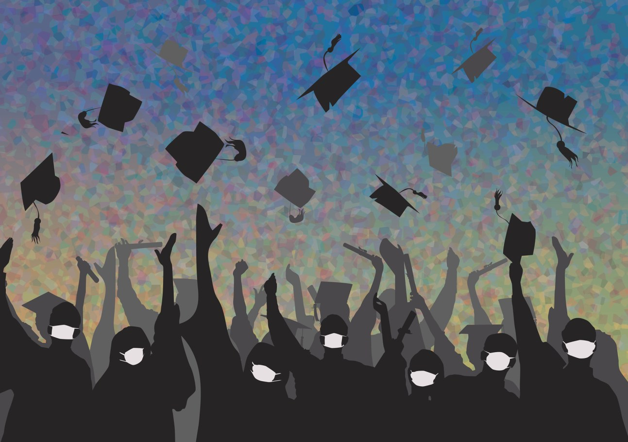 Covid-19 -Graduation 2020 1