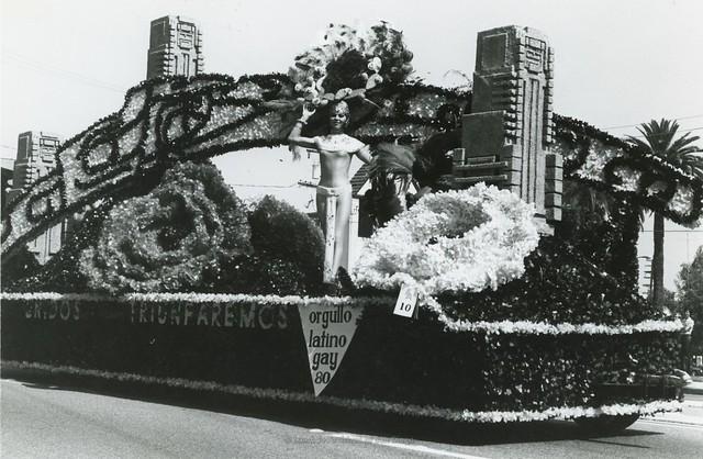 San Diego Pride Parade, 1980