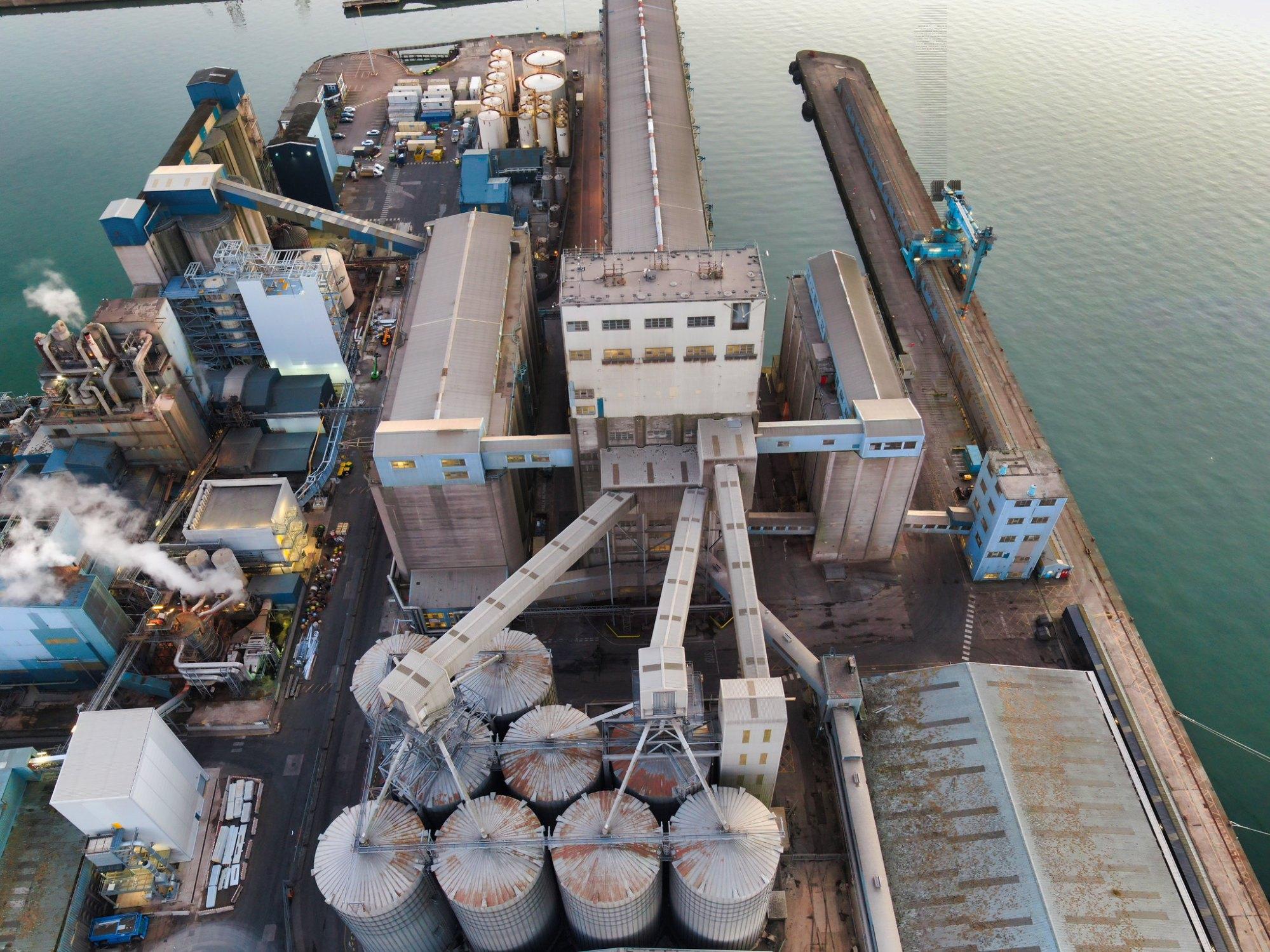 Seaforth Grain Terminal