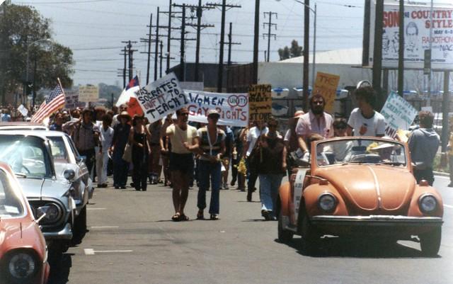 San Diego Gay Pride Day Parade, n.d.
