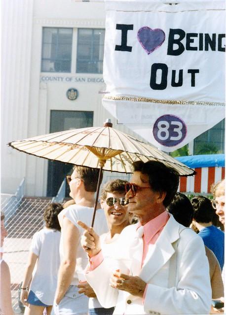 San Diego Gay Pride Festival, 1989