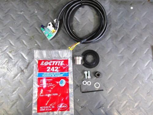 Optical Trigger Parts