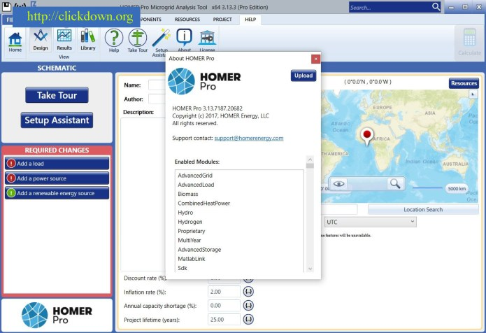 Working with HOMER Pro 3.13.3 full license