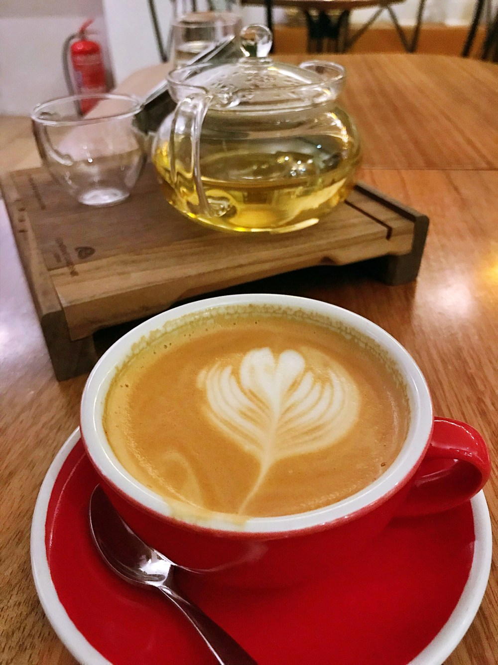 22 March 2020: Constant Gardener Coffee