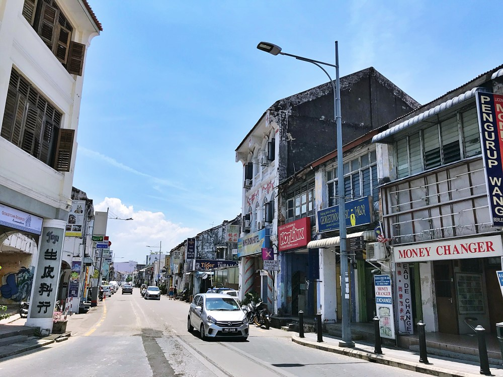 22 March 2020: Streets of Penang