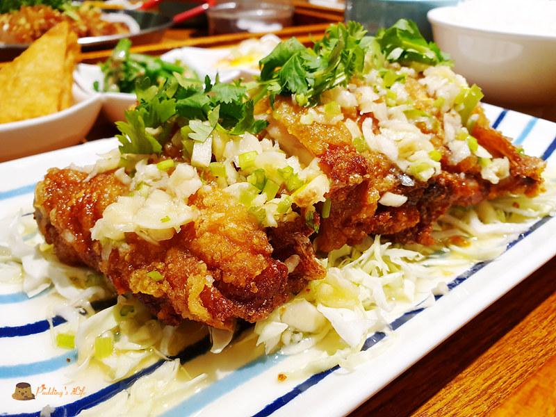 新竹竹北美食│505 Thai 泰式定食》一人獨享的泰國菜簡餐店 @ Pudding's Life :: 痞客邦