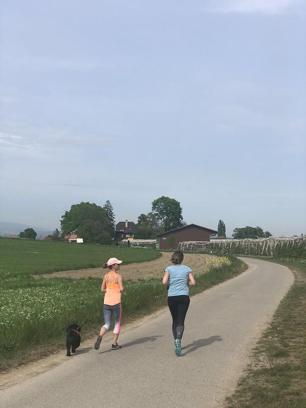 Day 36 Of Self Isolation in Switzerland.
