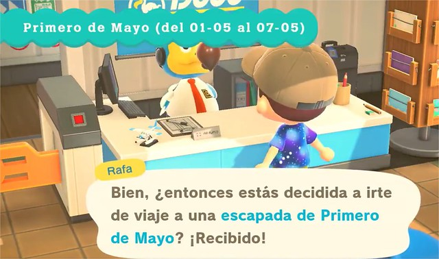 PRIMERO DE MAYO