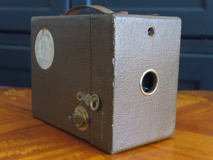 Kodak No. 2 Hawk-Eye, 50th Annversary of Kodak edition