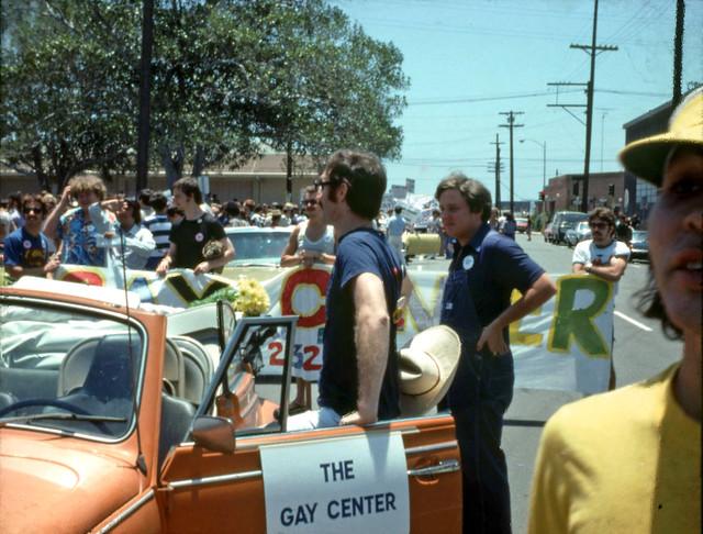 San Diego Gay Pride Day Parade,1978