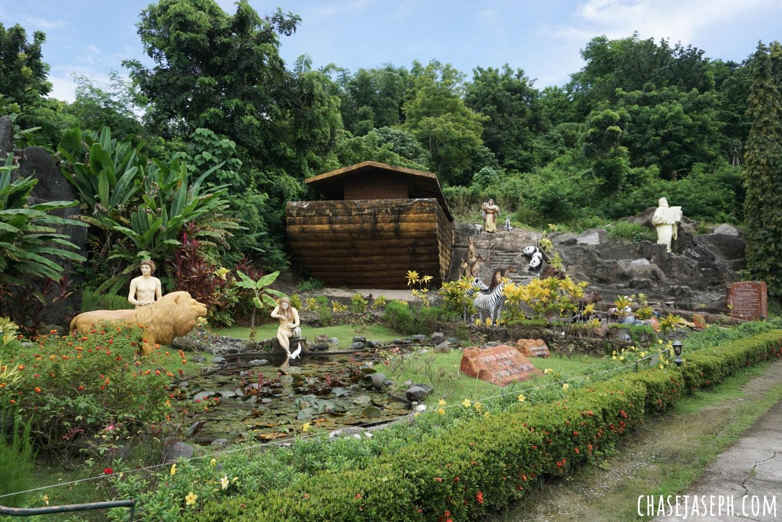 Heaven on Earth: Garin Farm - San Joaquin, Iloilo (Travel Guide)