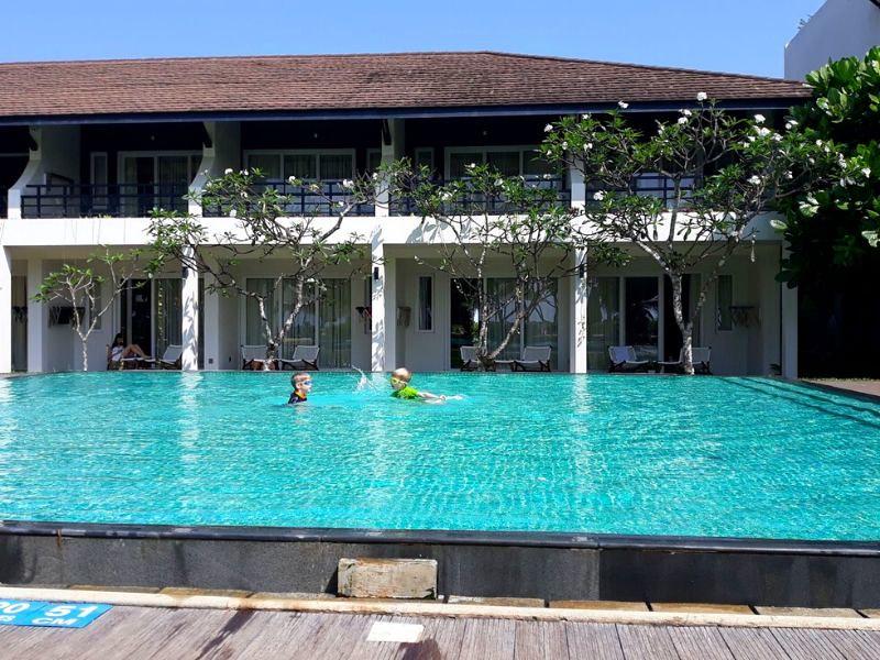 Kids pool at the Centara Bentota