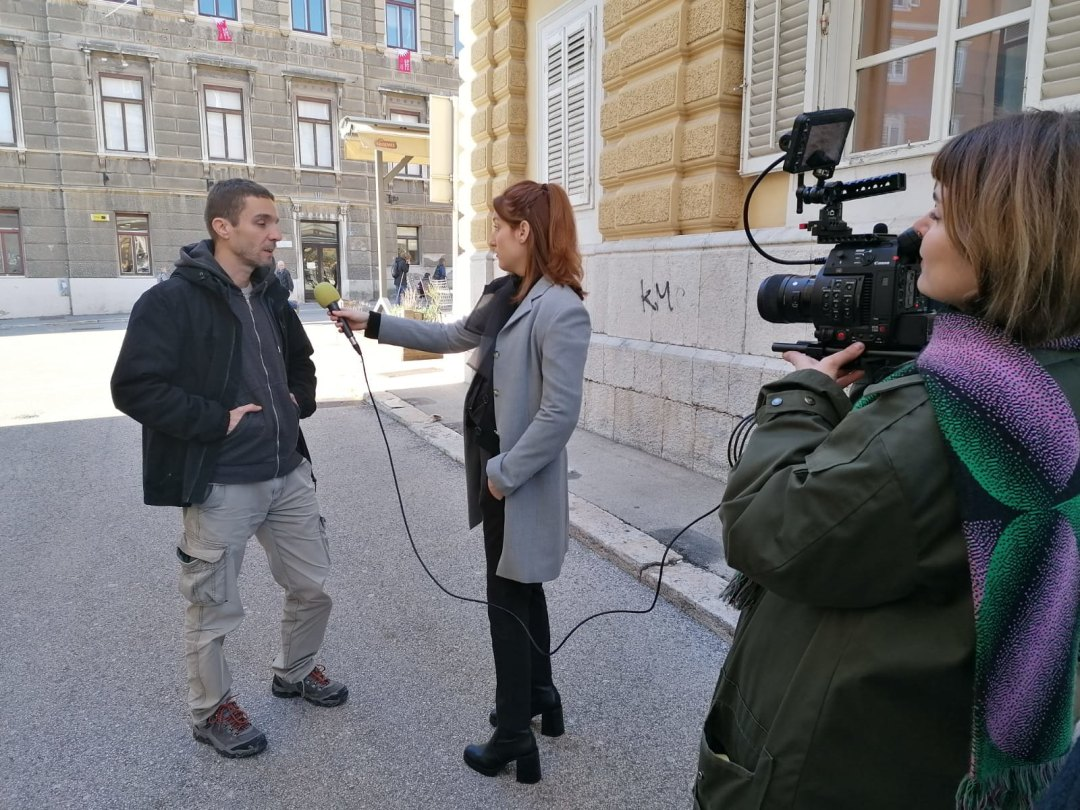Day 6 - Interviews with Morana