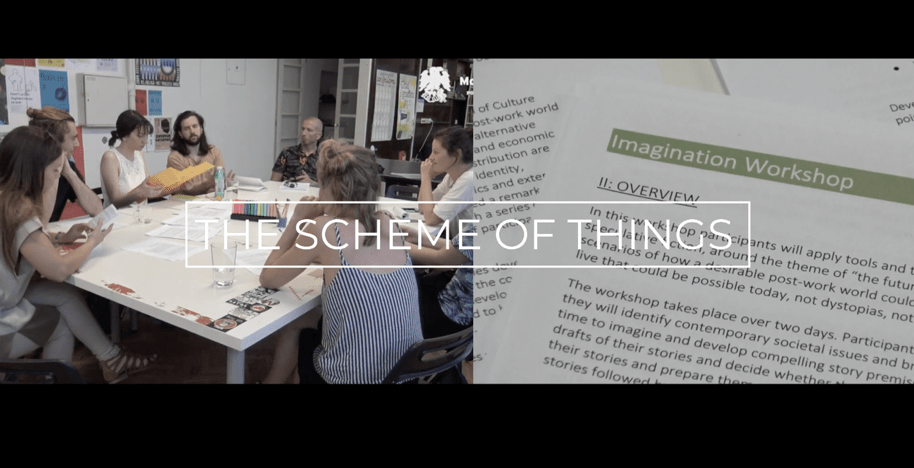 The Scheme of Things - Making Of...