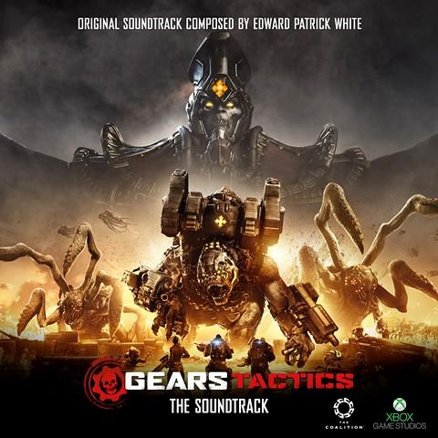 Gears Tactics Soundtrack Artwork