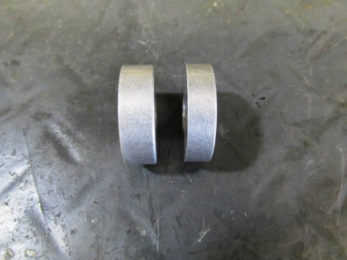 Damper Rod Bumpers Are Different Sizes