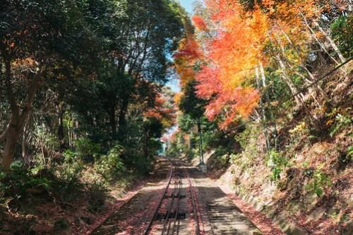 Maya cable car, Kobe, Japan