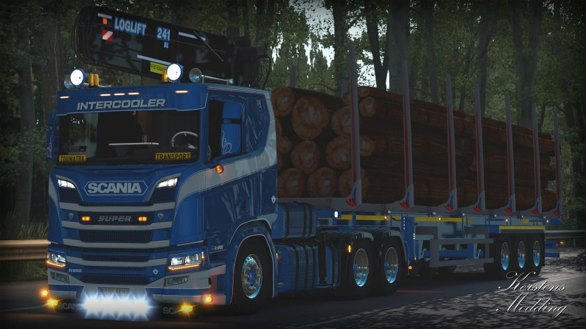 Toumatra transports R650