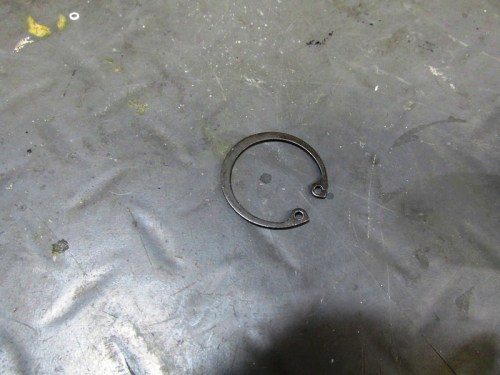 Snap Ring [Part# 07 11 9 934 645 LOCK RING - 30X1,2 (from 11/82)]