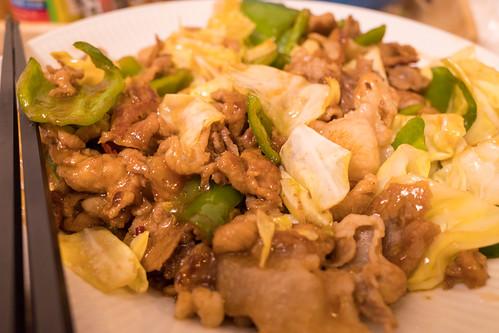 回鍋肉 | Blog:h-ism.info | ひろやん | Flickr