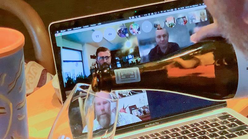 Tresen-Skype Südafrika