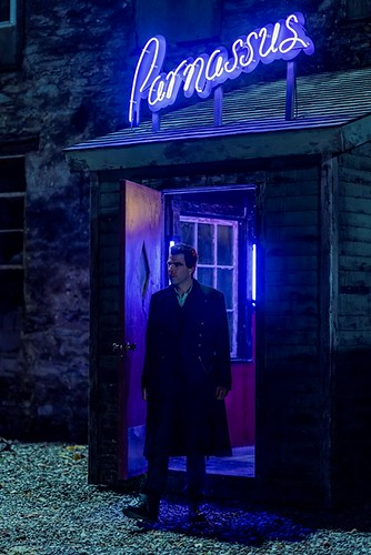 Zachary Quinto as Charlie Manx - NOS4A2 _ Season 2 - Photo Credit: Zach Dilgard/AMC
