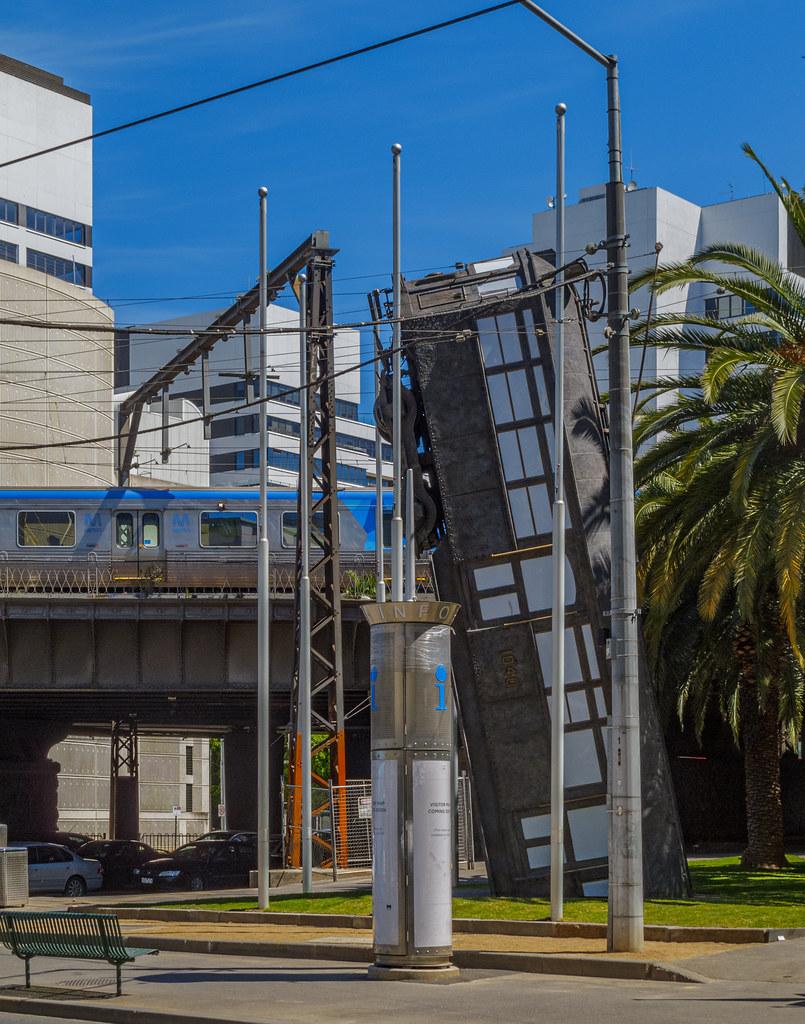 Spencer Street, Melbourne, Victoria, Australia. 2013-11-02 14:43:30