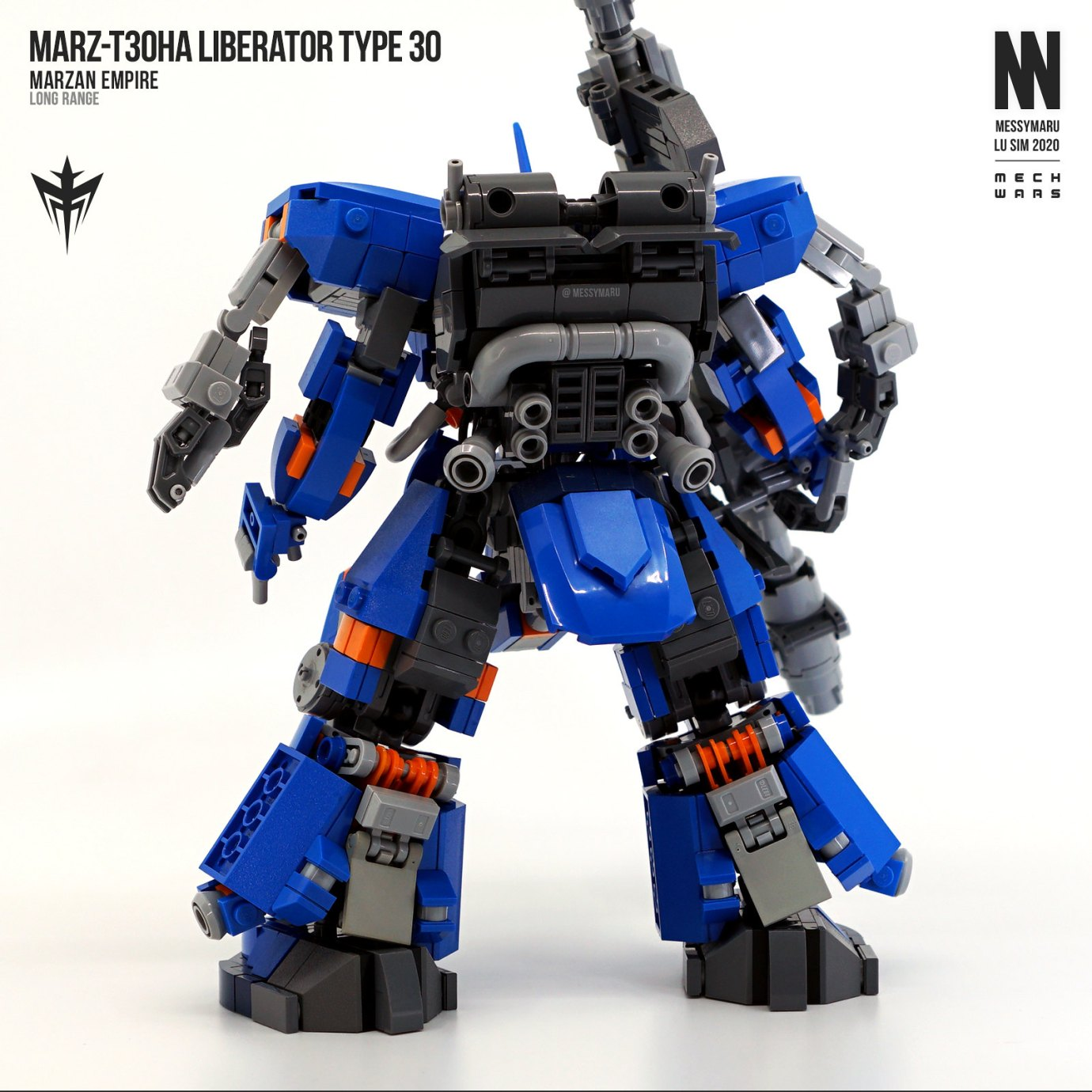 MARZ-T30HA Liberator Type 30