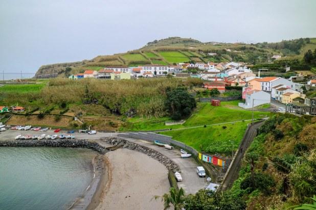 Praia Dos Moinhos en Porto Formoso