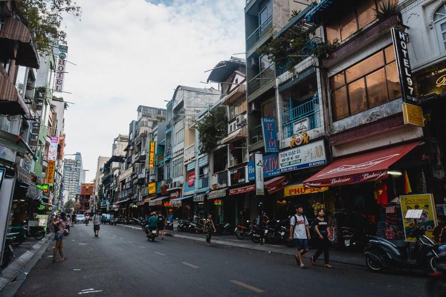 HCMC streets