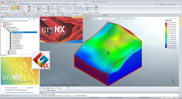 Working with GTS NX 2019 v1.2 full license