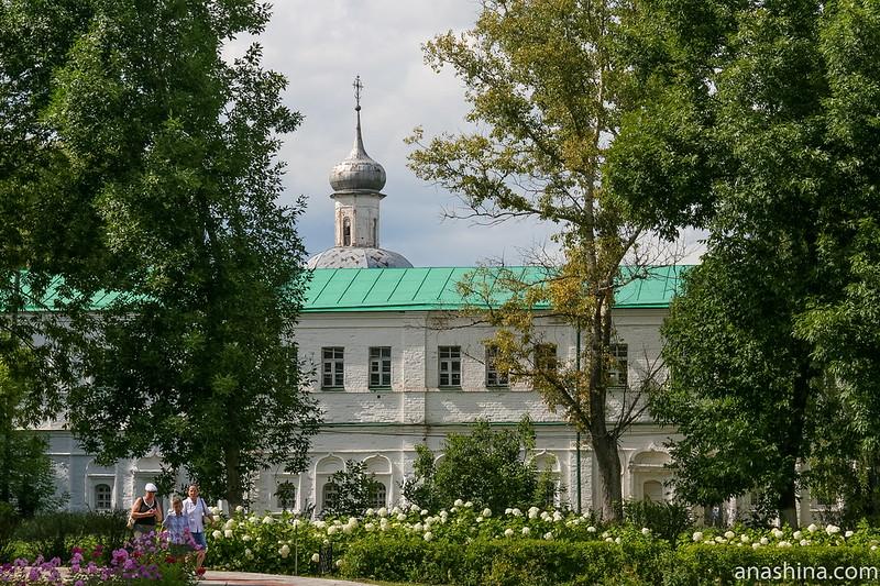 Александровская слобода, Успенский женский монастырь, Келейный корпус