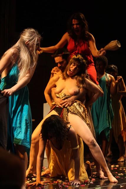 Cora Primavera no ETU por Fellipe de Oliveira
