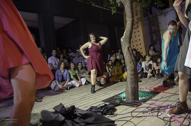 Cora Primavera a Escola da Cidade por Silvio Ferreira