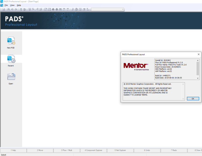 working with Mentor Graphics PADS VX2.6 full license