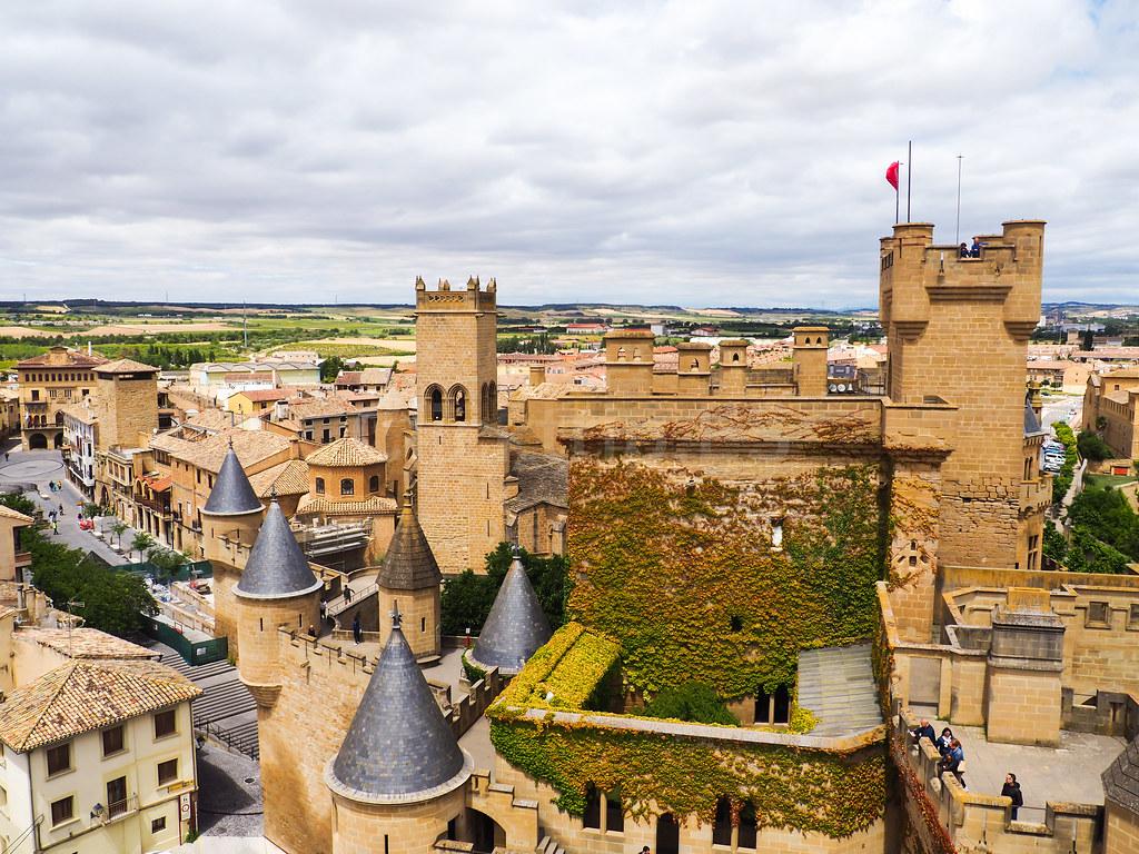 Palacio Real de Olite · Qué visitar, ver y hacer en Navarra · Turismo de Navarra - ClickTrip