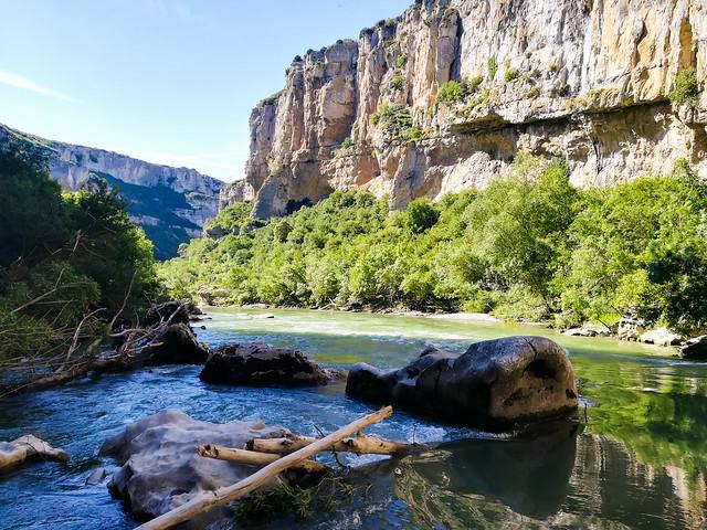 Cómo llegar a la Foz de Lumbier · Turismo de Navarra
