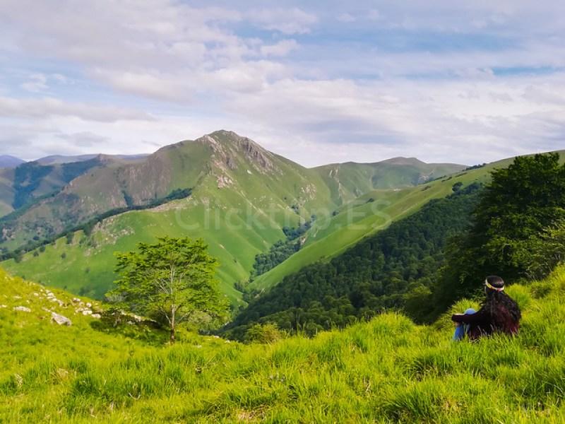 Cómo llegar a la Cueva de Arpea · Rutas de senderismo de montaña en Navarra - ClickTrip