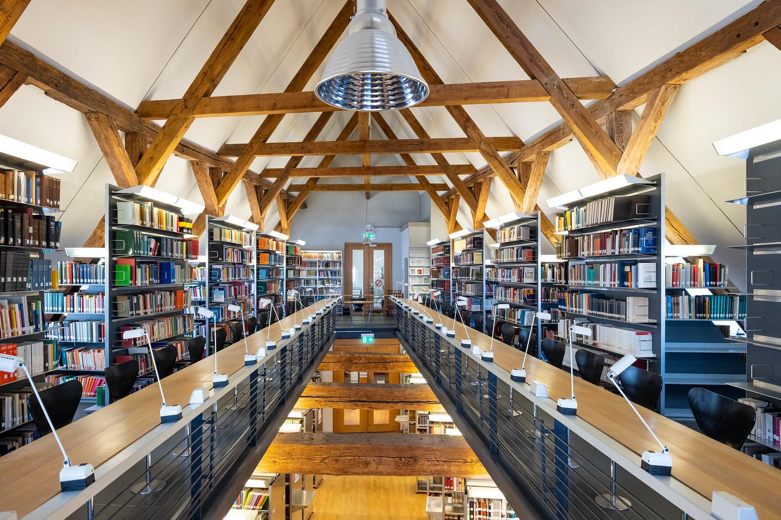 Fachbibliothek Germanistik