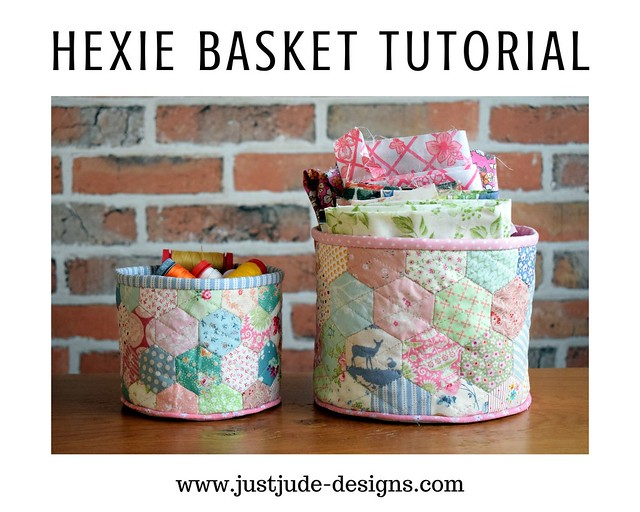Hexie Basket Tutorial