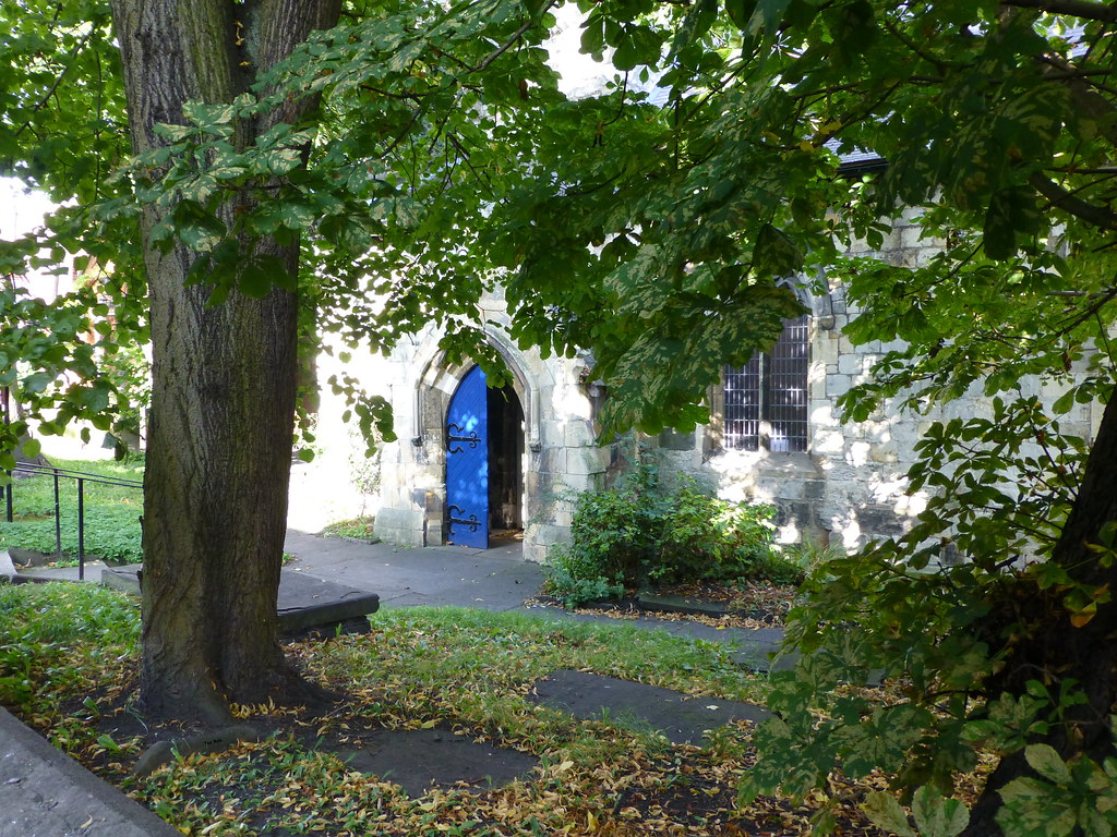 Parish Church of St Mary Bishophill York - The Polite Tourist  (September 2019) (2)