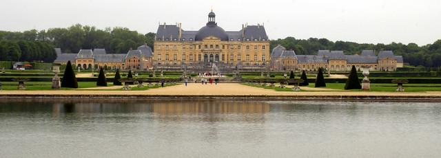 Castello di Vaux-Le-Vicomte 01