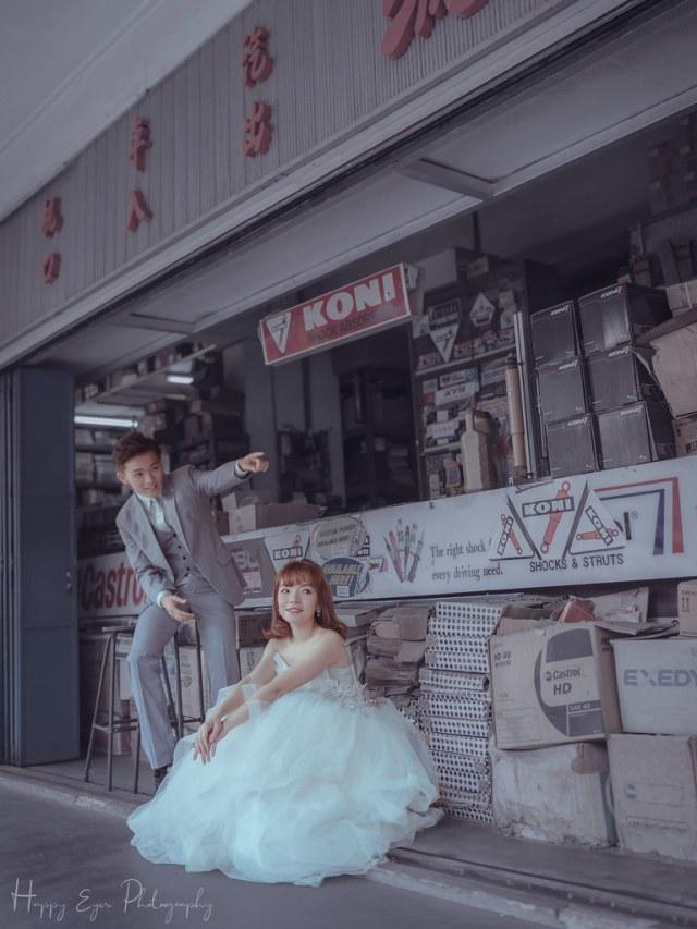 Peps Goh and Tiffany Yong