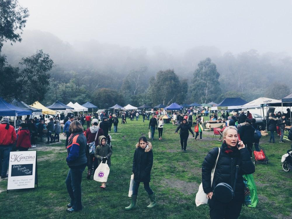 9 July 2016: Collingwood Farmers' Market | Melbourne, Australia