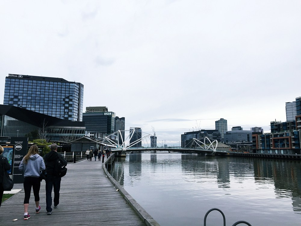 7 July 2016: DFO South Wharf | Melbourne, Australia