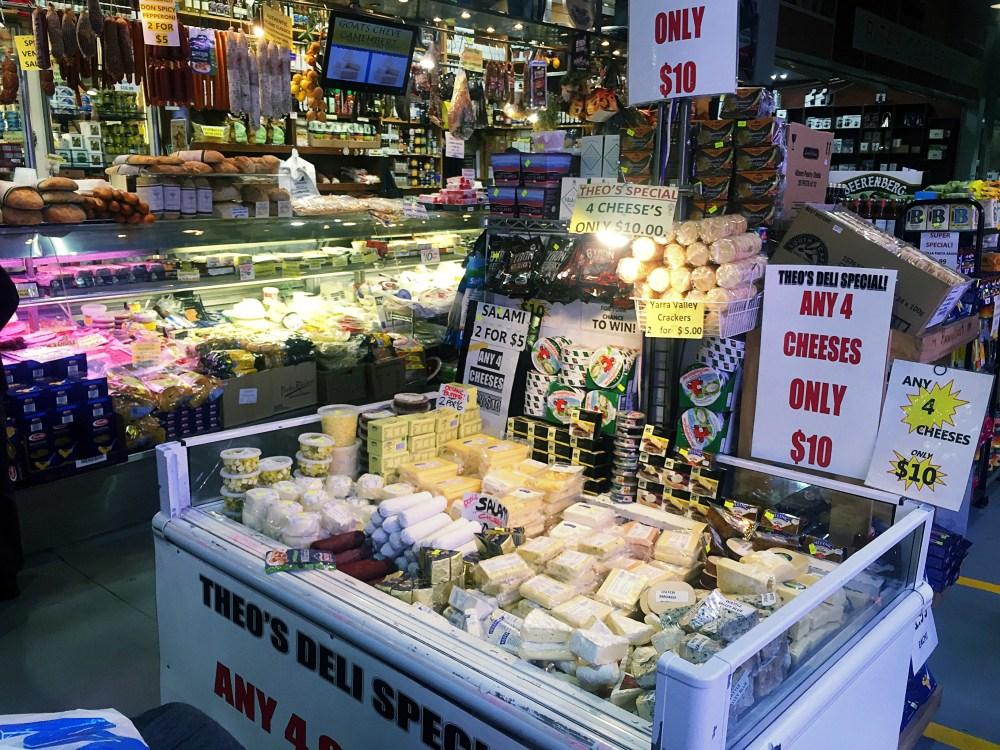 6 July 2016: South Melbourne Market | Melbourne, Australia