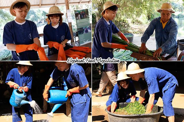 Baan Kwan Chang Food Preparation