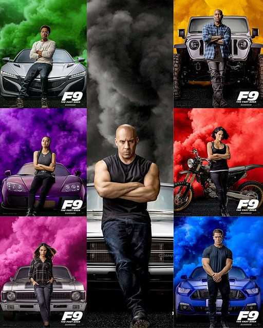 Fast And Furious 9 Film Complet : furious, complet, Regarder, Furious